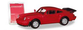 herpa 013307-002 MiniKit Porsche 911 Turbo  feuerrot Bausatz 1:87 kaufen