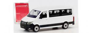 herpa 013840 MiniKit VW Crafter Bus Flachdach weiss Bausatz 1:87 kaufen