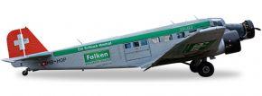 herpa 019347-001 JU-52 Ju Air Falken Brauerei | WINGS 1:160 kaufen