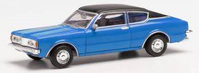 herpa 023399-002 Ford Taunus Coupé himmelblau | Modellauto kaufen