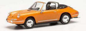 herpa 023733-003 Porsche 911 Targa orange | Modellauto 1:87 kaufen