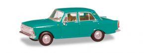 herpa 024365-004 Moskwitsch 408 mintgrün Automodell Spur H0 kaufen