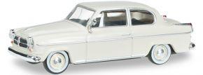 herpa 024655-002 Borgward Isabella Limousine, cremeweiß Automodell 1:87 kaufen