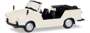 herpa 024808-003 Trabant Kübel weiss | Automodell 1:87 kaufen