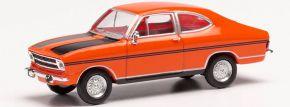 herpa 024914-004 Opel Kadett B F-Coupè tieforange | Modellauto 1:87 kaufen