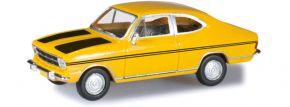 herpa 024914-002 Opel Kadett B-Coup Rallye, ginstergelb 1:87 kaufen