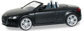 herpa 028400 Audi TT Roadster brillantschwarz Automodell 1:87 kaufen