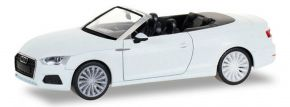 herpa 028769 Audi A5 Cabrio 2017 ibisweiss Automodell 1:87 kaufen