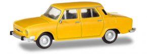 herpa 028820 Skoda 110 L honiggelb Automodell 1:87 kaufen