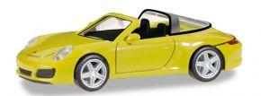 herpa 028868 Porsche 911 Targa 4 racinggelb Automodell 1:87 kaufen