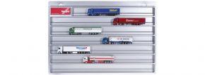 herpa 029711 LKW Schaukasten Eurolänge, silber | Zubehör 1:87 kaufen