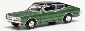 herpa 033398-002 Ford Taunus Coupé dunkelgrün metallic | Modellauto 1:87 kaufen