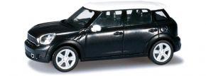herpa 034760-002 Mini Countryman, met. schwarz Modellauto 1:87 kaufen