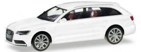 herpa 034883-004 Audi A6 Avant gletscherweiss | Automodell 1:87 kaufen