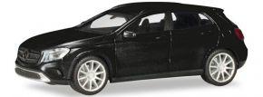 herpa 038317-002 MB GLA metallic schwarz | Automodell 1:87 kaufen