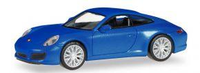 herpa 038546-002 Porsche 911 Carrera 2S saphierblaumetallic Automodell 1:87 kaufen