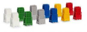 herpa 054096 Gasflaschen mit Gitterbox 6x2 Stück farblich sortiert Zubehör 1:87 kaufen
