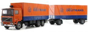 herpa 071321 Volvo F10 Planenhängerzug DEUTRANS LKW-Modell 1:50 kaufen
