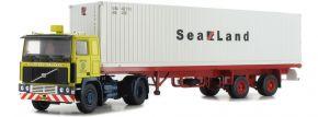 herpa 071437 Volvo F10 Containersattzelug  SeaLand Auf Achse LKW-Modell 1:50 kaufen
