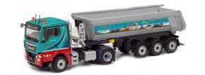 herpa 071567 MAN TGX XL Euro6 Rundmuldensattelzug Schmuttermair LKW-Modell 1:50 kaufen