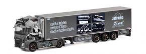 herpa 071598 Volvo FH GL XL Kühlkoffersattelzug Raddatz Jork LKW-Modell 1:50 kaufen