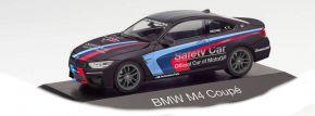 herpa 071611 BMW M4 Coupé Safety Car M Performance schwarz Automodell 1:43 kaufen