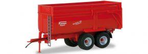 herpa 076340-002 Krampe Anhänger Big Body 650 Felgen silber Anhängermodell 1:87 kaufen