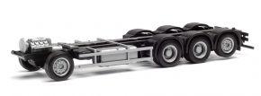 herpa 085182 Fahrgestell LKW 4-achs Scania CR/CS | Bausatz Spur H0 kaufen