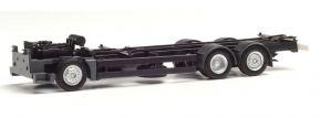 herpa 085281 Fahrbestell MAN LKW für 7,82m Wechselaufbauten 2 Stück Bausatz 1:87 kaufen