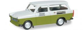 """herpa 091497 Trabant 601 Universal """"Fortschritt"""" Automodell 1:87 kaufen"""