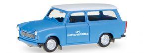 herpa 093040 Trabant 601 Universal LPG Roter Oktober Automodell 1:87 kaufen