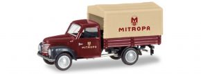 herpa 093774 Framo 901/2 Pritsche und Plane  MITROPA Automodell 1:87 kaufen