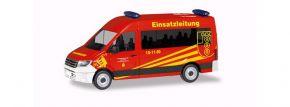 herpa 094269 VW Crafter Bus Hochdach Einsatzleitwagen Feuerwehr Goslar Blaulichtmodell 1:87 kaufen