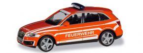 herpa 094696 Audi Q5 Kommandowagen Feuerwehr Lindau Blaulichtmodell Spur H0 kaufen