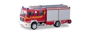 herpa 094740 MAN M2000 LF16  Feuerwehr Dachau Blaulichtmodell Spur H0 kaufen