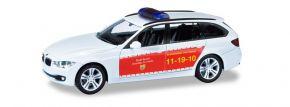 herpa 094894 BMW 3er Touring F31  Feuerwehr Goslar Blaulichtmodell 1:87 kaufen