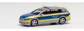 herpa 095228 VW Passat  B8 Variant Ordnungsamt Aachen Blaulichtmodell 1:87 kaufen