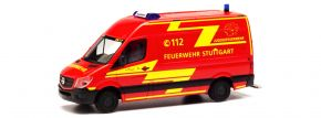 herpa 095457 MB Sprinter 13 Kasten FW Stuttgart | Blaulichtmodell 1:87 kaufen