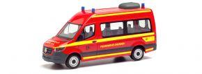 herpa 095488 Mercedes-Benz Sprinter 18 Bus Feuerwehr Dresden | Blaulichtmodell 1:87 kaufen