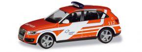 herpa 095532 Audi Q5 ELW Fraport | Blaulichtmodell 1:87 kaufen