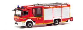 herpa 095587 MB Atego 13 Ziegler Z-Cab Feuerwehr | Blaulichtmodell 1:87 kaufen