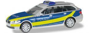 herpa 095600 BMW 5er Touring F11 Bundespolizei Blaulichtmodell 1:87 kaufen