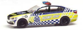 herpa 095655 BMW 5er G30 Limousine Victoria Police Highway Patrol Blaulichtmodell 1:87 kaufen