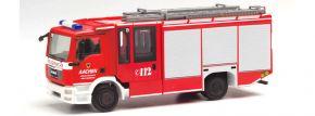 herpa 095730 MAN TGS Ziegler Z-Cab HLF20 Feuerwehr Aachen Verlautenheide Blaulichmodell 1:87 kaufen