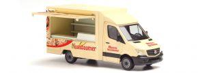 herpa 095877 Mercedes-Benz Sprinter 2013 Foodtruck Bäckerei Nussbaumer Automodell 1:87 kaufen