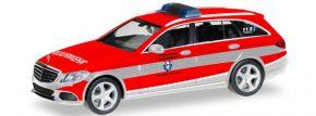 herpa 096003 Mercedes-Benz C-Klasse T-Modell Elegance S205  KommandoFzg Feuerwehr Saarbrücken 1:87 kaufen