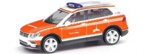 herpa 096072 VW Tiguan  Feuerwehr Kassel Einsatzfahrzeug 1:87 kaufen