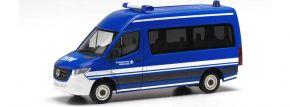 herpa 096201 Mercedes-Benz Sprinter Bus 2018 HD THW Blaulichtmodell 1:87 kaufen