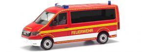 herpa 096225 MAN TGE Bus MTW Feuerwehr neutral Blaulichtmodell 1:87 kaufen