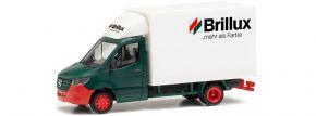 herpa 096546 Mercedes-Benz Sprinter `18 Koffer Brilux | Modellauto 1:87 kaufen